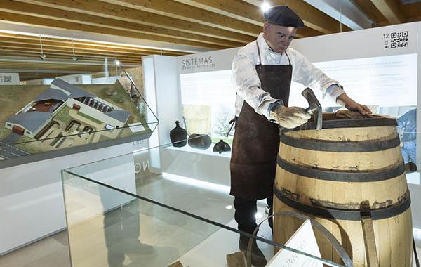 museo provincial del vino, visitas, peñafiel, museo del vino, valladolid, camping riberduero, alojamiento