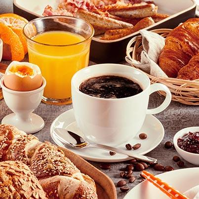desayuno en peñafiel, camping riberduero, desayuno incluído camping